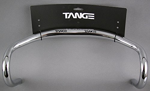 Tange Steel Track Fixed Gear Bike Handlebar Pista Drop Bar 38cm