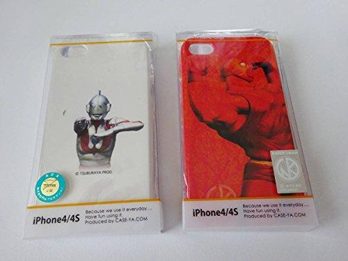 スマートフォンケース ウルトラマン キン肉マン iphone44s