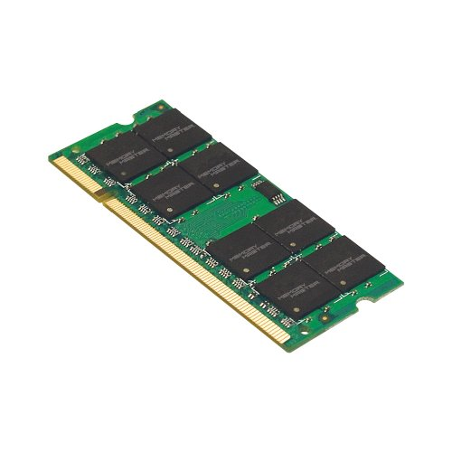 Memory Master 2 GB DDR2 667 MHz PC2-5300 Notebook SODIMM Memory Module MMN2048SD2-667