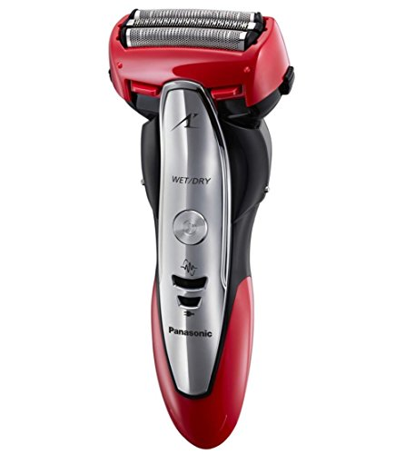 Panasonic Shaving RAMDASH 3 Blade Red Shaver ES-ST27-R Men's MADE IN JAPAN