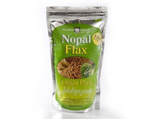 Nopal Flax Pineapple Linaza Plus Adelgazante