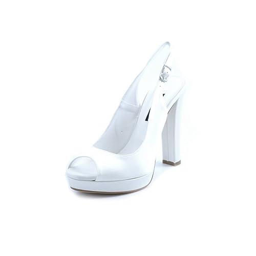 Scarpe Sposa Albano Amazon.Albano Zapatos De Vestir Para Mujer Blanco Bianco Blanco Size