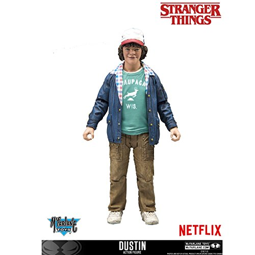 Mc Farlane - Figurine Stranger Things - Dustin 15cm - 078792