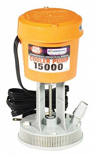 Re-Circulating Pump, 0.85A, 230V ()