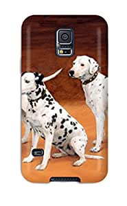 Protection Case For Galaxy S5 / Case Cover For Galaxy(dalmatian)