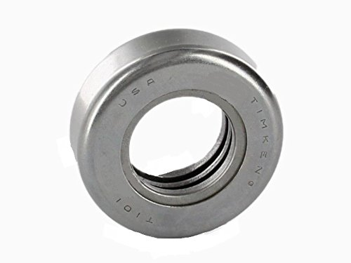 Timken T101 904A1 Tapered Roller Thrust Bearing, Chromium Steel