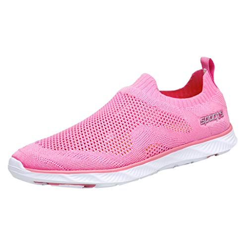 - HAPPIShare Water Shoes-Quick Drying Men Women Water Sport Shoes Lightweight for Water Sport Outdoor Beach Pool Exercise Hot Pink