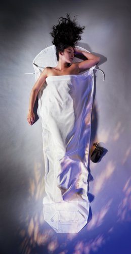 Cocoon MummyLiner silk coton naturel   B001DX80S2