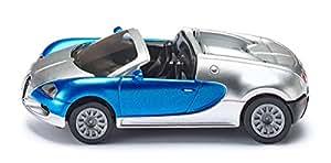 Siku 1353 - Coche Bugatti Veyron Grand Sport, varios colores