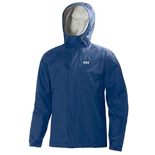 Helly Hansen Men's Loke Jacket, Marine Blue, 5XL by Helly Hansen