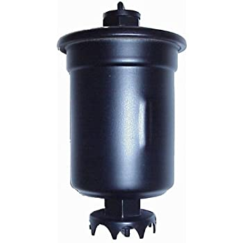 ecogard xf55114 engine fuel filter - premium replacement fits toyota camry,  avalon, celica,