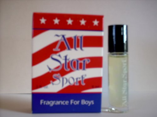 All Star Sport Fragrance for Boys Kids Fragrance Perfect Size for Travel!