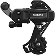 Hycline Shimano Bike Rear Derailleur RD-TY200 6/7 Speed Direct Mount for Mountain Bicycle-Black