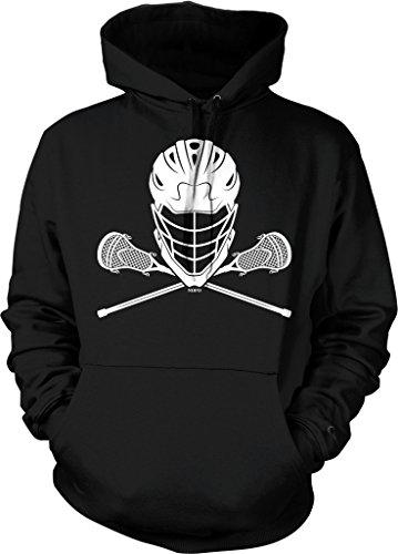 Lacrosse Helmet Sweatshirt NOFO Clothing product image