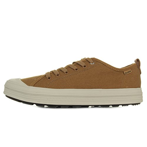 Bone Canvas 75187L87 Low Basket Palladium Sub Brown Birch tfBwwZ
