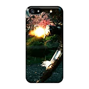 Hot New Iron Man 2 Last Scene Case Cover For Iphone 5/5s With Perfect Design