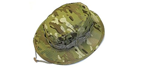 Military Contractors Hat, Boonie GI, Multicam, NyCo, New, Size 7.25 - M -