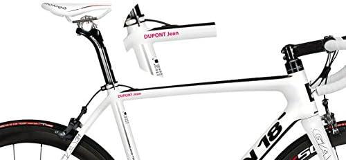 Pegatinas con nombre personalizado para bicicleta y casco, de ...