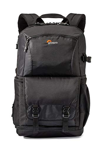 Lowepro Fastpack BP 250 AW II - A Travel-Ready Backpack for DSLR and 15'' Laptop and Tablet by Lowepro