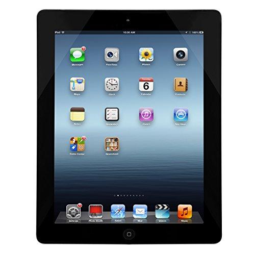 Apple iPad with Retina Display MD510LL/A (16GB, Wi-Fi, Black) 4th Generation (Certified Refurbished)
