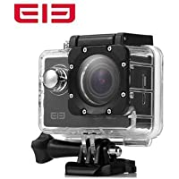 ELEPHONE Action Camera 16MP 4K WiFi Waterproof Sports Cam 170�� Ultra Wide-Angle Len Action Camera