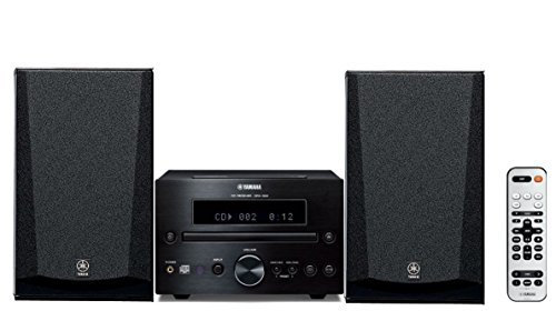 Yamha Hi-Fi AM/FM Desktop Audio Stereo Sound System With Single Disc Cd Player