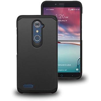 Amazon Com Zte Zmax Pro Case Oeago Zte Zmax Pro Cover