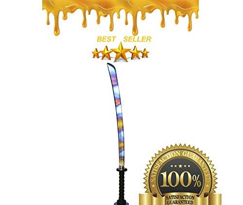 Wax Carving Titanium Tool Kit - PHENOMENAL Multi Colored & PRECISE Multi Purpose Edges Sword GR2 Long Slim Sword Type Tool Steel Jewelry Wax Carvers Natural Mystic USA Brand