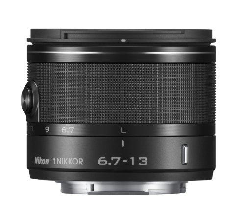 Nikon 1 NIKKOR 6.7-13mm f/3.5-5.6 VR (Black)