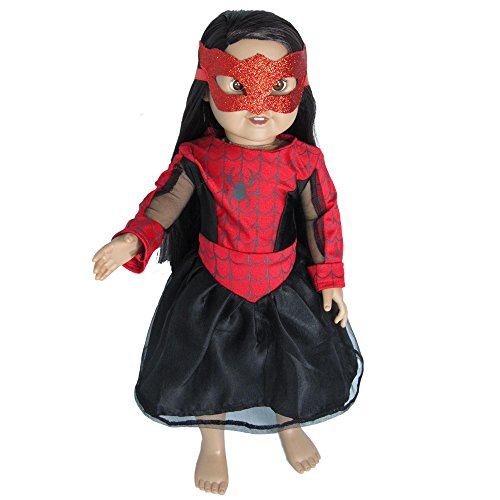 Doll Costume - Spider Doll - Inspired by Spiderman