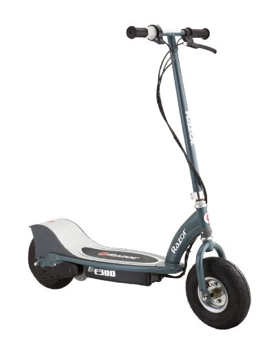 Razor E300 Electric Scooter - Matte Gray by Razor