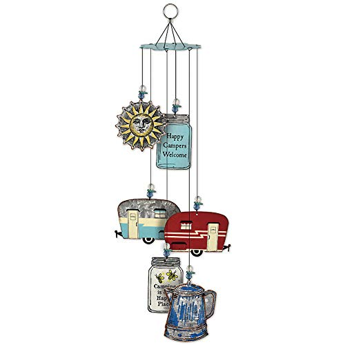 Sunset Vista Designs Campers and Jars Wind Chime