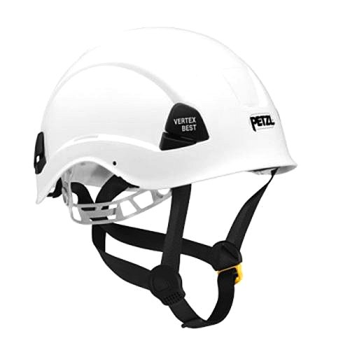Petzl VERTEX BEST ANSI helmet White A10BWA with a FREE drawstring storage bag