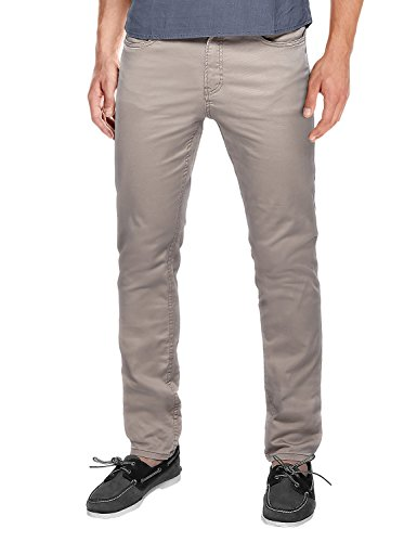 Fit Match - Match Men's Slim Fit Straight Leg Casual Pants(32, 8032 Pale Pinkish)