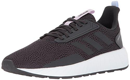 Adidas Questar Drive W - Zapatillas Deportivas para Mujer, Carbon/Carbon/Aero Pink, 6.5 M US