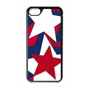 iPhone 5c Cell Phone Case Black Patriotica VIU892990