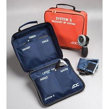 Amazon.com: ADC sistema 5 Kit de tensiómetro: Health ...