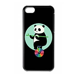 iPhone 5c Cell Phone Case Black Learn To Balance Your Life YW5993019
