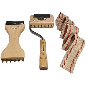 Amazon.com: UJ Ramelson Co Juego de reparación de tapicería ...