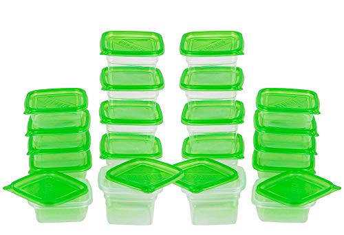 glass baby food containers 1 cup - 8