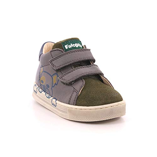 Falcotto Sam Gris Vl sneakers grey qZ6Cwgq