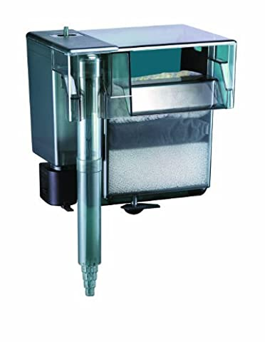 AquaClear 50 Power Filter - 110 V, UL Listed (Includes AquaClear 50 Carbon, AquaClear 50 Foam & AquaClear 50 BioMax by Aqua Clear