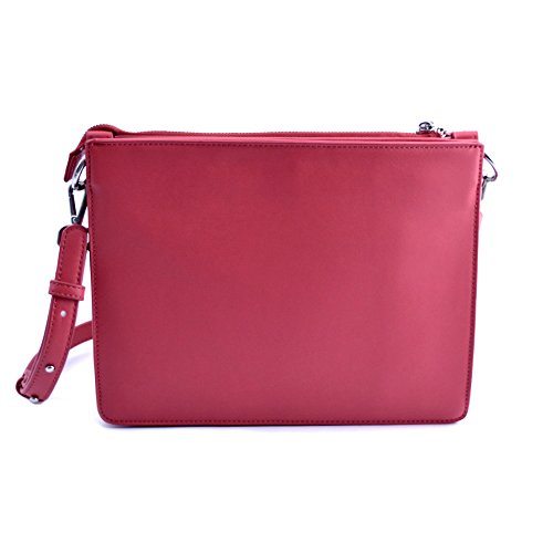 Ermanno Scervino Women's Red Ermanno Clutch One Size Scervino red rFqrd