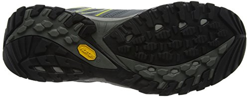 The North Face Hedgehog Fastpack Gore-Tex (EU), Stivali da Escursionismo Uomo Grigio (Sedonasggry/Citronellegrn Anth)