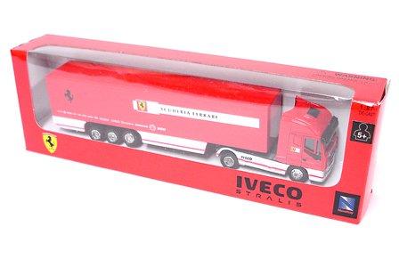 ニューレイ 1/87 スクーデリア フェラーリ レーシンクチーム トラックの商品画像