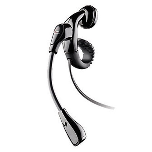 Verizon Mobile Phone Flex Grip Flex Boom Headset Noise Canceling - Compatible with 3.5mm and 2.5mm - Boom Noise Flex Microphone Canceling