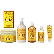 Shea Moisture Baby Care 6 Piece Set (6pc, variety)