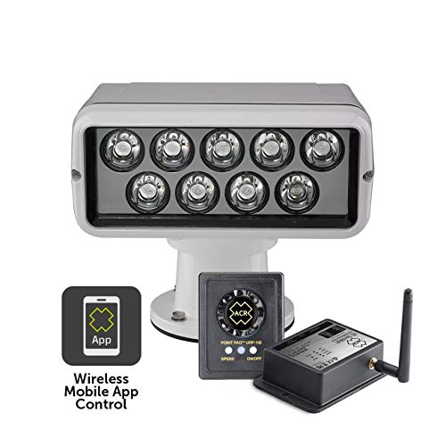 Remote 100d Searchlight Rcl Control - acr RCL-100 Led Searchlight with Wi-Fi Control Module