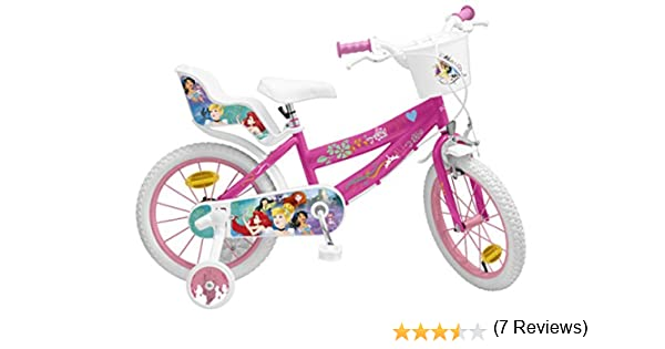 Toimsa 645 Bicicleta Princesas 16: Amazon.es: Juguetes y juegos