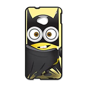 Red cloth lovely Minions Cell Phone Case for HTC One M7